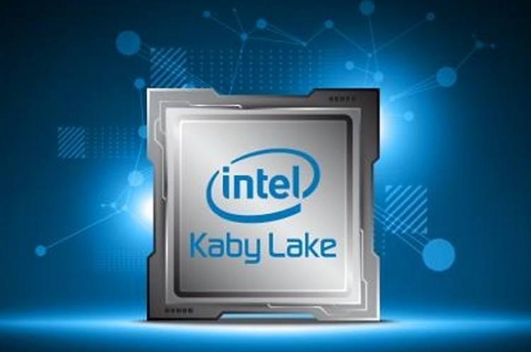 Intel Kaby Lake chip