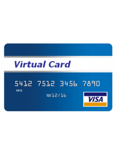 Virtual Card VISA