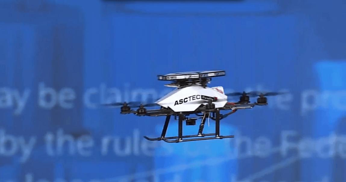 RealSense Drone