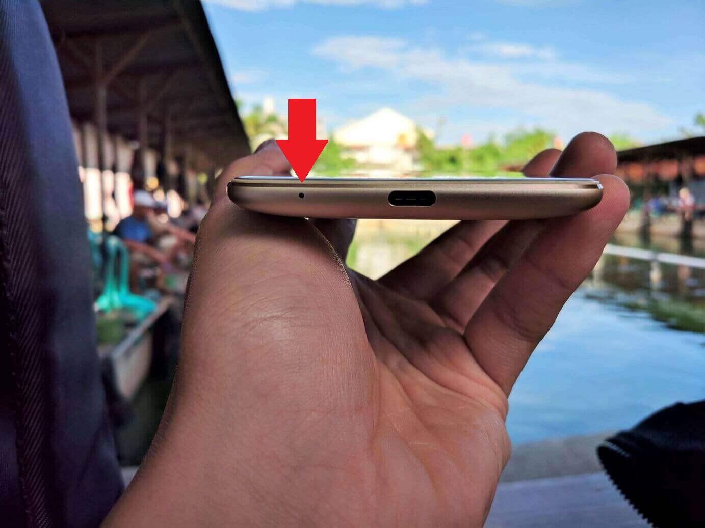Mic Smartphone