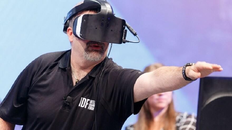 Intel RealSense Virtual Reality