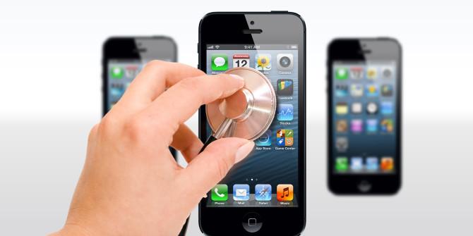 Cek kondisi smartphone dan fitur yang ada