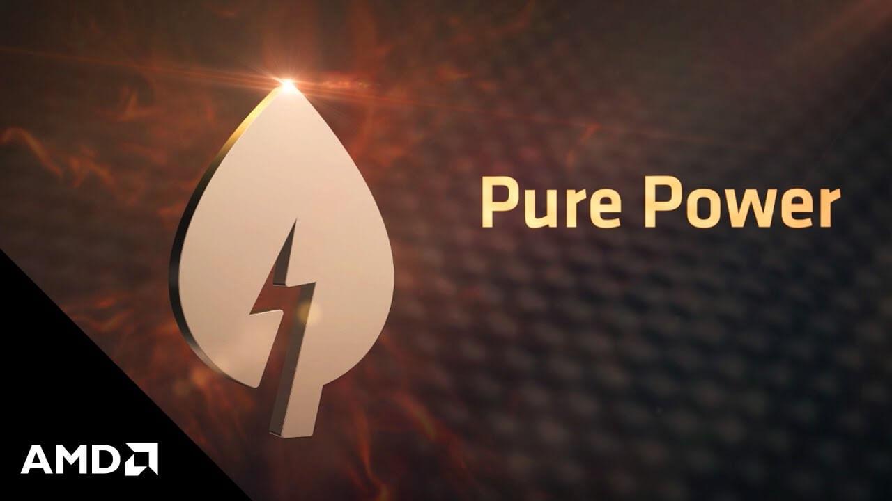 Pure Power AMD Ryzen