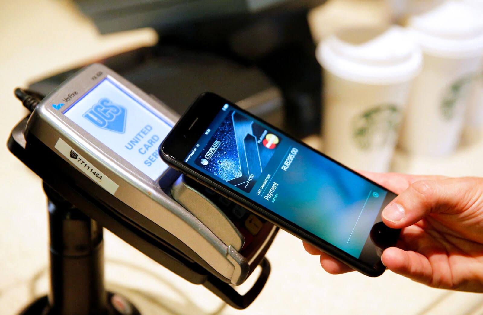 bayar dengan NFC