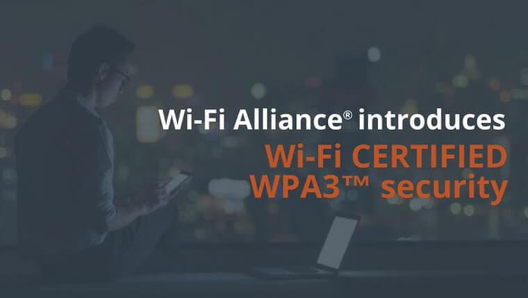 Wifi Alliance WPA3